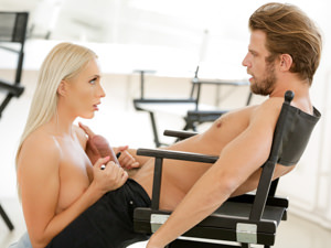 21EroticAnal - Angelika Grays,Vince Carter - Gentle Touch