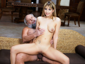GrandpasFuckTeens - Sarah Cute,Albert - Bubble Trouble
