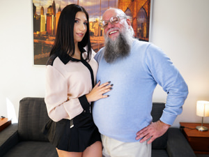 GrandpasFuckTeens - Henna Ssy,Albert - Craving Old Guys