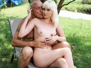 GrandpasFuckTeens - Miss Melissa,Bruno SX - Summer Distraction