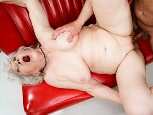 LustyGrandmas - Norma,Rob - Norma, the Horny Cleaning Lady