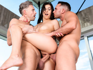 DpFanatics - Anya Krey,Lutro,Raul Costa - Come On Boys, Lets Have Some DP Fun