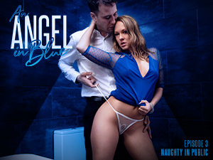 AssHoleFever - Blue Angel,Kai Taylor - An Angel In Blue: Naughty In Public