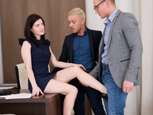 DpFanatics - Lina Love,Ben,Vincent Vega - Double Deal