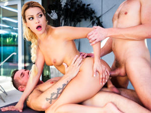 DpFanatics - Cherry Kiss,David Perry,Vince Karter - Give Her What She Needs the Most