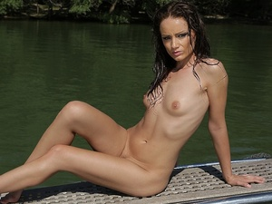 AssHoleFever - Sophie Lynx - Over the cool water