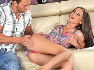 ClubSandy - Samantha Rise - Private lecture for Samantha - 1.