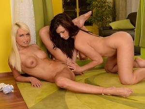 ClubSandy - Tess Lyndon, Lina Love - Tess and Lina Cum contest