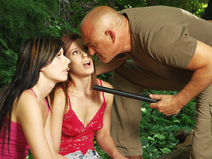 DominatedGirls - Minnie Manga, Daniella Rose - The Camp - Double the punishment