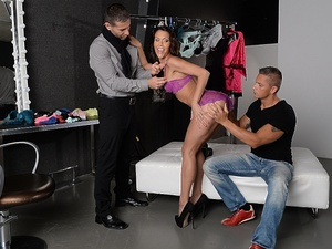 DpFanatics - Samia Duarte - Ass Seduction