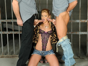 DpFanatics - Bianka Lovely - Parole for good behavior