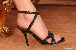 FootsieBabes - Bianca Golden - Bianca - Golden girl