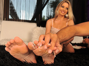 FootsieBabes - Marilyn Cole - Good night fuck