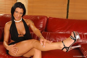 FootsieBabes - Destiny - Lovely legs