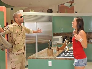 FootsieBabes - Rilynn Rae - Military Leave