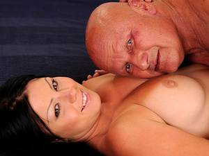 GrandpasFuckTeens - Claudia Hot - Busty Teenager