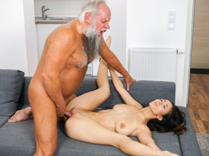 GrandpasFuckTeens - Darcia Lee, Albert - Feels So Good