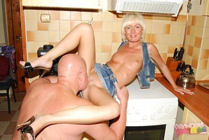 GrandpasFuckTeens - Ninna Moore - Fuck me on the patio Mister