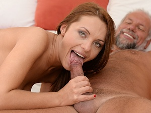 GrandpasFuckTeens - Dominica Fox - Not so naive