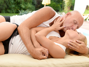 GrandpasFuckTeens - Nikky Thorne - Spicy Blonde