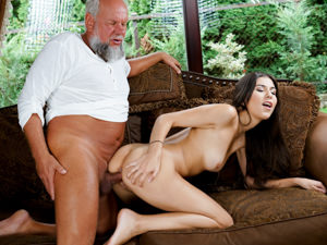 GrandpasFuckTeens - Anya Krey,Albert - Sugar Daddy Issues