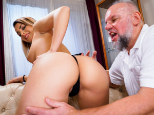 GrandpasFuckTeens - Bianca Booty,Albert - Not Like That