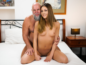 GrandpasFuckTeens - Akira May,Albert - Sweet Revenge