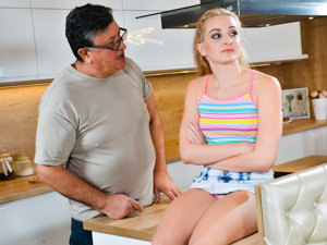 GrandpasFuckTeens - Lylyta Yung,Eddie - Resolving Issues