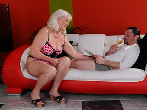 LustyGrandmas - Judi - Never a bother