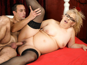 LustyGrandmas - Elza - Naughty Granny's Sexual Pleasures
