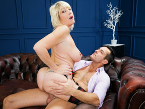 LustyGrandmas - Rosemary,Renato - The Private Teacher