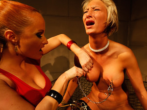 MightyMistress - Katy Parker,Pearl Diamond - A Pearl in the Dungeon