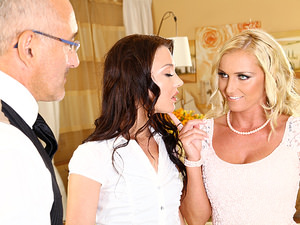 MightyMistress - Kathia Nobili,Angelik Duval - Maid Tested