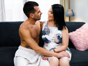 OldYoungLesbianLove - Ilsa,John Price - Welcome, Neighbor!