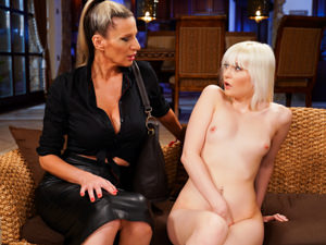 OldYoungLesbianLove - Conchita,Miss Melissa - Step-Mom Saves the Night