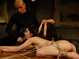 SexWithKathiaNobili - Kathia Nobili, Jeanine Hot - Audiency at Mistress Kathia - part 2